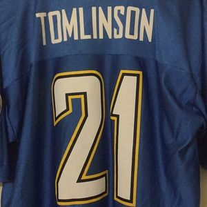 the best attitude a31fb 521b6 🔥Vintage LaDainian Tomlinson L.A. Chargers Jersey